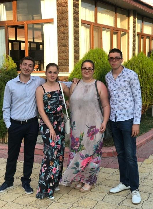 SECOND INTERNATIONAL SUMMER SCHOOL В ГАНЖА – АЗЕРБАЙДЖАН
