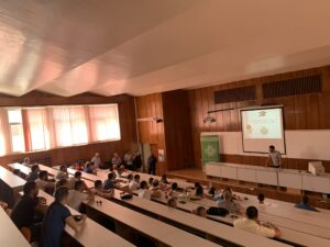 Студентски съвет при Аграрен – университет – Пловдив организира Информационна среща за Магистърски курсове